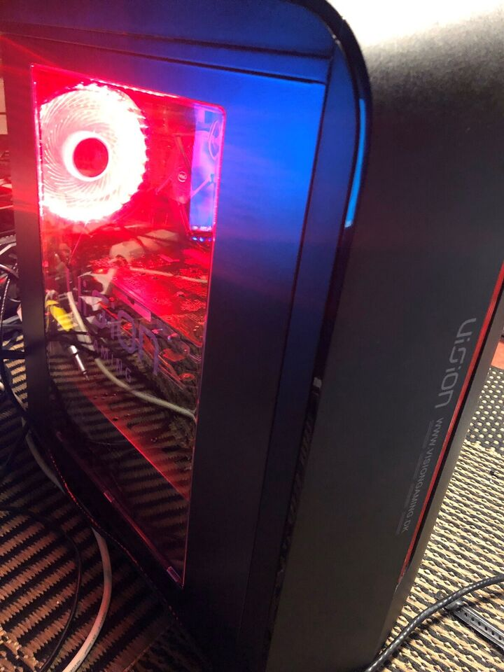 Intel, Gamer pc i5 GTX 750Ti, 3.3GHz Ghz