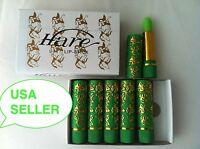 6 Hare Moroccan Magic Lipsticks Henna Lips Color Changing Green To Pink