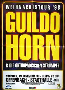 GUILDO-HORN-1998-OFFENBACH-orig-Concert-Poster-Plakat-A1-F-U-677