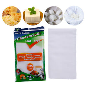 1-5-Yards-Gauze-Cheesecloth-Absorbent-Fabric-Cotton-Cheese-Cloth-Baking-Tool-S