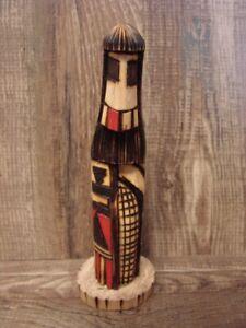 Nativo-Americano-Tallado-a-Mano-Longhair-Shalako-Kachina-Navajo-Indios