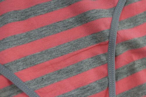 Nabtos 6 Womens Cotton Bikini Underwear Panties Stripes Color Briefs Lot Size S