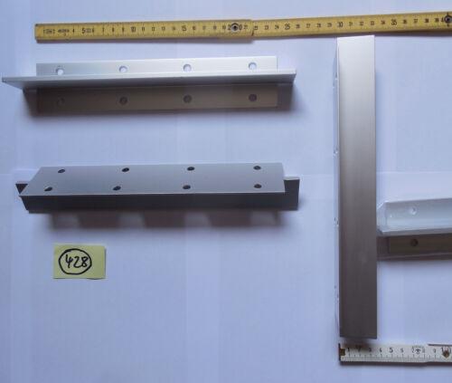 4 Alu T-Profil Winkel eloxiert 27cm lang 428