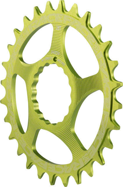 New Race Face Cinch Direct Mount Narrow-Wide Chainring 26t Green