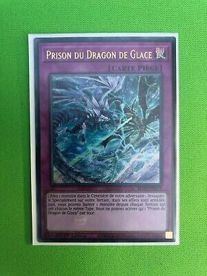Yu-gi-oh rotd-fr079 dragon/'s prison of Ice
