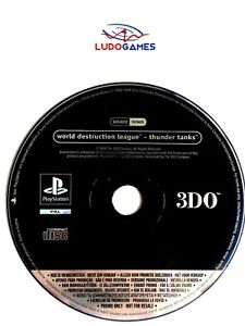 World-Destruction-League-Thunder-Tanks-Pal-Eur-Promo-Retro-Psx-PS1-PLAYSTATION