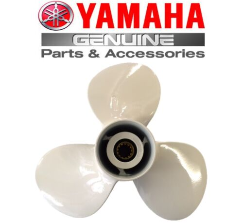 "11 3//8/"" x 12/"" Type G Yamaha Genuine Outboard Propeller 25-60HP"