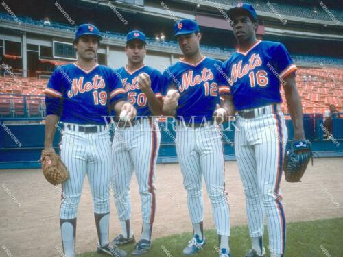 DN507 1986 Mets Pitching Staff Dwight Gooden 8x10 11x14 16x20 Photo