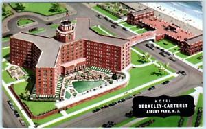 Image Is Loading Asbury Park New Jersey Nj Roadside Hotel Berkeley
