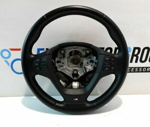 BMW-M-SPORTS-Volant-de-Direction-en-Cuir-X3-F25-X4-F26-32307848527-7848527