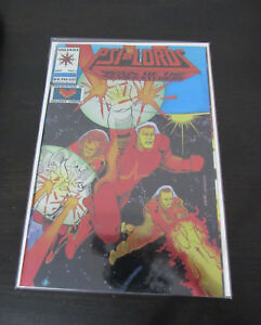 PSI-LORDS #1 Foil Cover Valiant Comic Book First Print NM 1994
