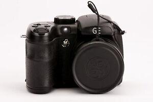 General-Imaging-GE-Digital-Camera-x5-fotocamera-Digitale-Bridge-Videocamera-Nero