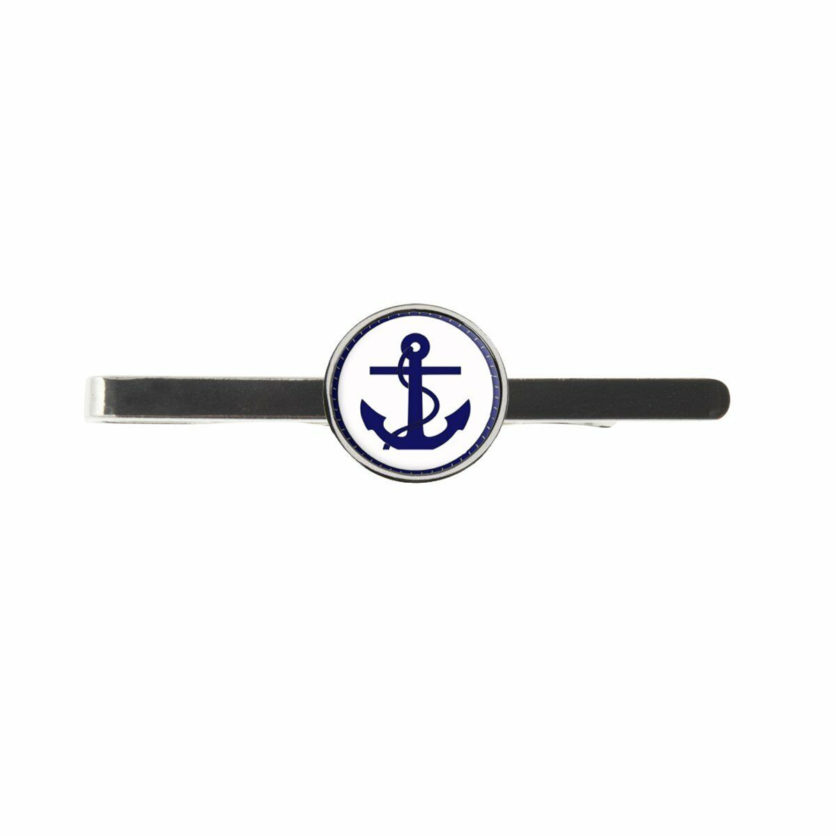 Anchor Mens Tie Slide Ideal Birthday Fathers Day Gift C499