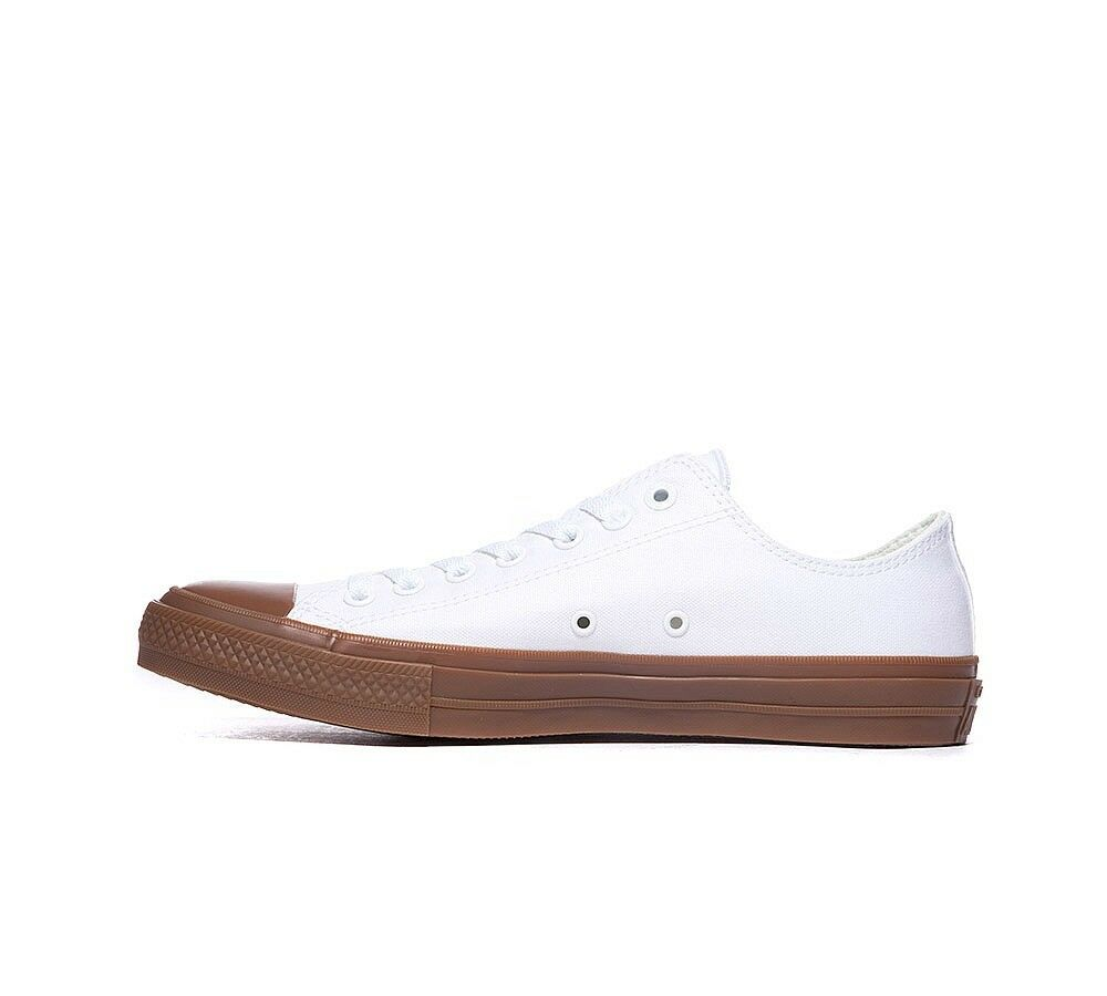 CONVERSE CHUCK TAYLOR 7,8,11 ALL STAR II TRAINERS NEW+BOXED SIZE 7,8,11 TAYLOR BARGAIN WOW 988736