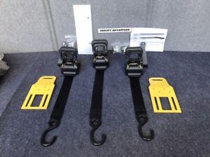3-Pride-SILVERSTAR-amp-OUTLANDER-LIFT-STRAPS-amp-Wheelchair-Mounting-Hardware-NEW