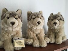 Webkinz Signature Timber Wolf -- LOT OF 3 GREAT CONDITION