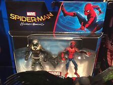"2017 Marvel Legends Homecoming SPIDER-MAN & VULTURE 3.75"" Figure 2-Pack IN HAND!"