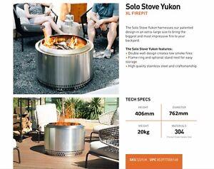 Solo Stove YUKON - Solo Stoves Biggest Fire Pit Ever ...
