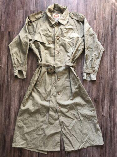 Banana Republic Vintage Safari Jacket Parka Coat G
