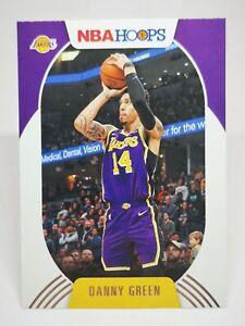 Panini Hoops 2020-21 N27 card NBA base #4 Danny Green - Los Angeles Lakers