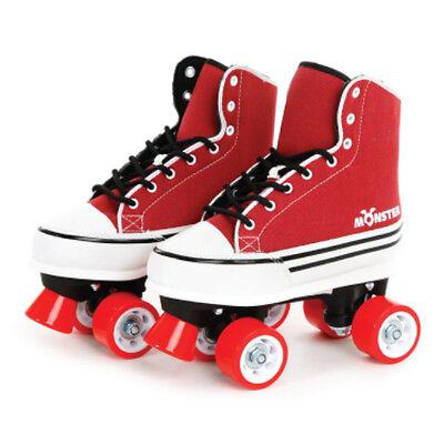 Monster Quad Roller Skates - Size 5