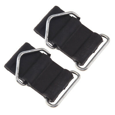 Motorcycle Rubber Gas Fuel Tank Mount Strap for Yamaha PW50 Peewee50