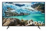 "Samsung UN43RU7100 43"" Smart 4K Ultra HD TV with Google Assistant & Alexa"