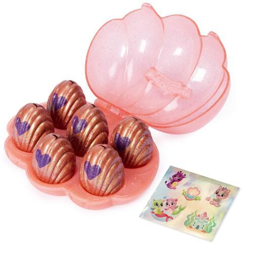 Hatchimals Colleggtibles 6 MERMAIDS NEW SEASON 5 *** Pack *** SHELL