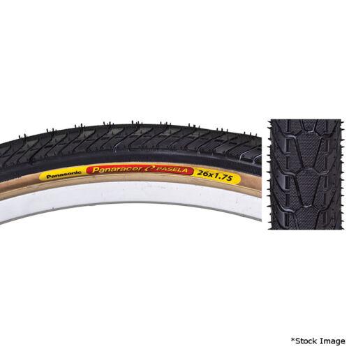 Panaracer Pasela 650B 27.5X1.75 Wire Black//Sk Tire