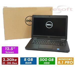 DELL-LATITUDE-E5250-12-5-034-Laptop-Intel-I5-5200-U-8GB-500GB-WIN8-1P-Y46FV