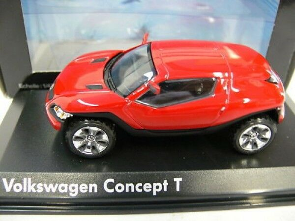 1 43 Norev VW Concept T RED
