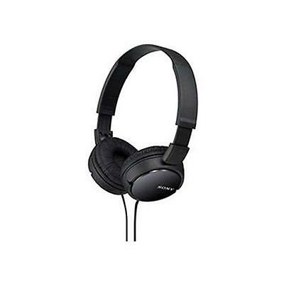 Sony MDRZX1 Comfortable Over Ear Sound Monitoring Headphones In Black - New