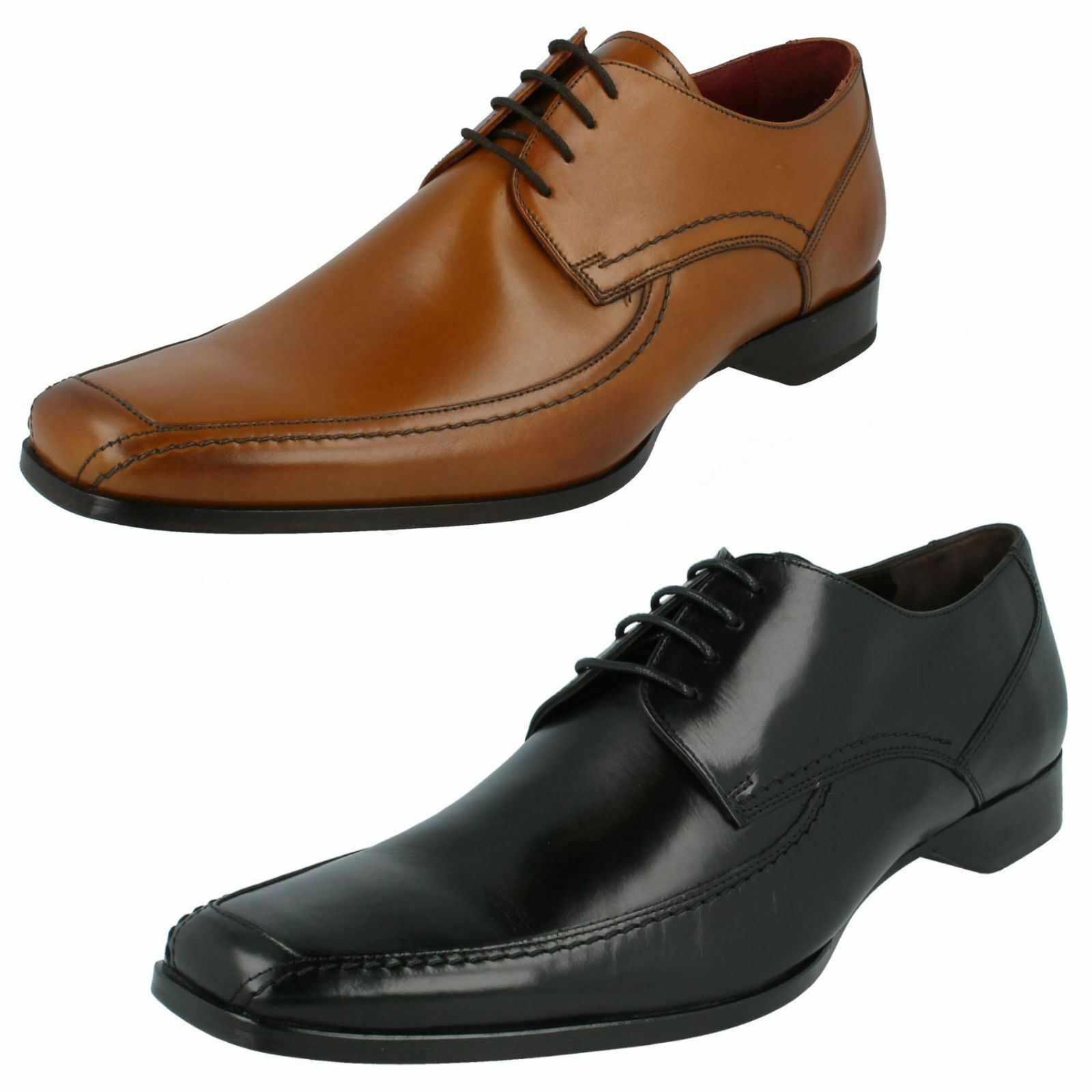 Mens Loake Formal Leder Schuhes - 1369