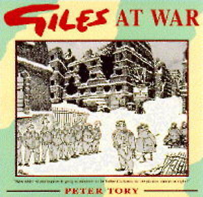 1 of 1 - Giles at War, Tory, Peter, Used; Good Book