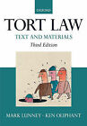 Tort Law: Text and Materials by Mark Lunney, Ken Oliphant (Paperback, 2007)