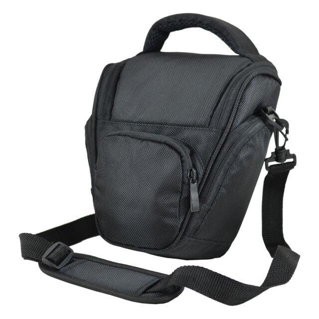 AA7 Black DSLR Camera Case Bag for Nikon D7000 D5100 D3200 D3100 D3000 D3300