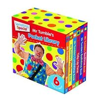 *NEW* - Something Special Mr Tumble's Pocket Library (Board book) ISBN1405270829