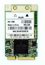 BCM4311 Broadcom DW1390 Mini PCI express Wireless For DELL WLAN Wifi Card 802.11