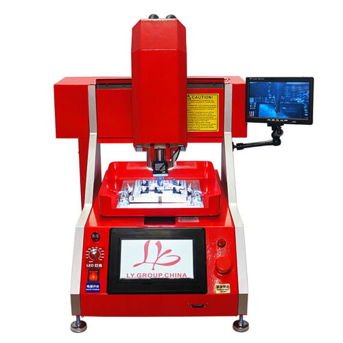 LY-1002 IC chipset CNC milling router grinding machine for i Phone Pad repairing