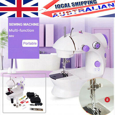 Craft Electric Multi-function Portable Mini Desktop Sewing Machine Handheld Kit