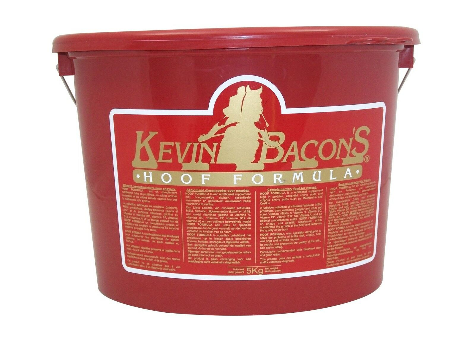 KEVIN BACON EQUINE KEVIN BACON'S HOOF FORMULA EQUINE BACON HORSE HOOVES & SKIN 507de4