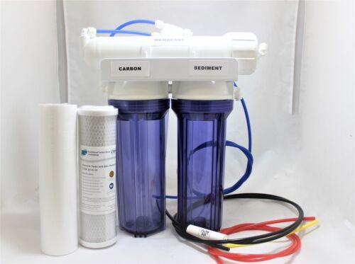 Hydroponics Reverse Osmosis System 150 GPD USA Made RO