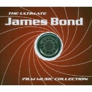 The-est-City-Of-Prague-Philharmonic-Orchestra-ULTIMATE-James-Bond-4-CD-NUOVO