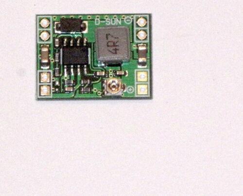Regolabile in miniatura 0.8-20V 1.8A DC-DC step down alimentatore