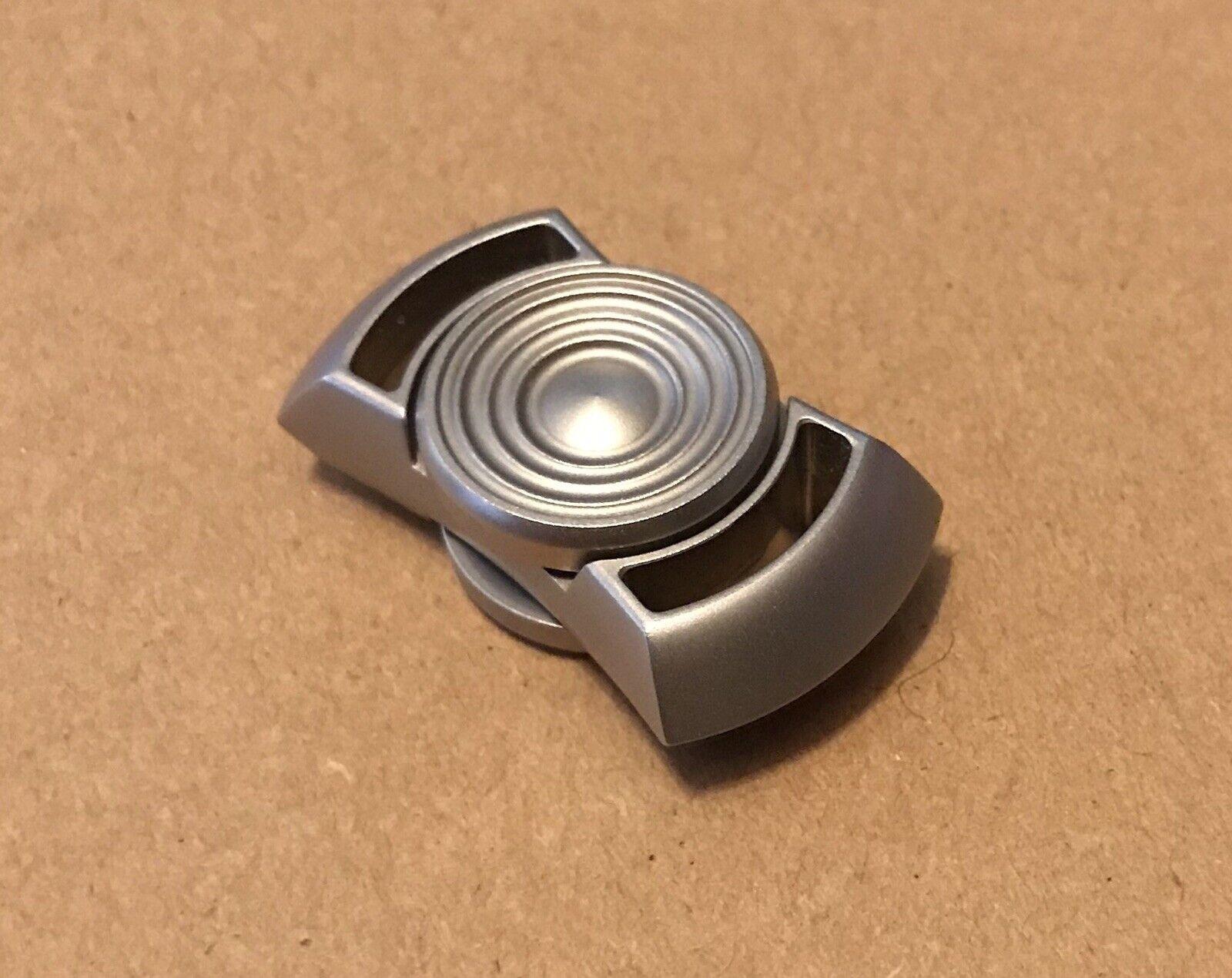 Gituttio Day Energy Chub Stainless Steel Bar Fidget  Spinner EDC  perfezionare