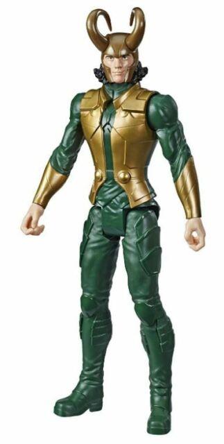 Avengers Marvel Titan Hero Series Blast Gear Loki 12