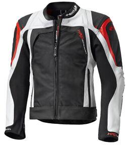 Held-Motorrad-Textil-Lederjacke-Hashiro-Groesse-48