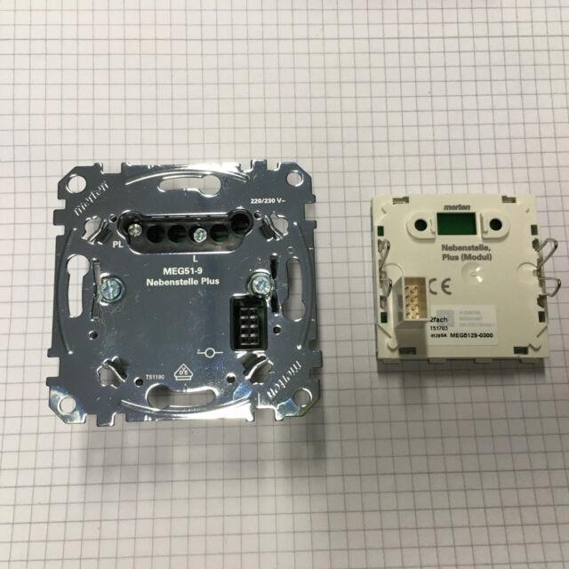 Merten System M Up Einsatz Nebenstelle MEG5129-0300