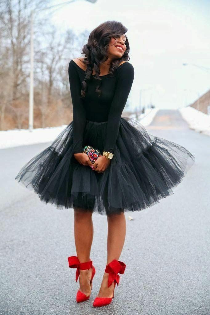Gonna Lunga Tulle Tutù Vintage Skirt Ballerina Petticoat Sottogonna Velo Pizzo