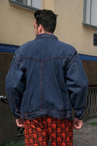 90s True Jacket Dunkelblau amp; Everytime Everywhere Jeans Men's Jeansjacke Vintage wq6xIC4